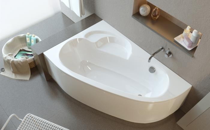 Отличные формы акриловой ванной