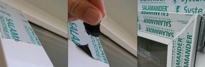 Своевременное удаление защитного покрытия