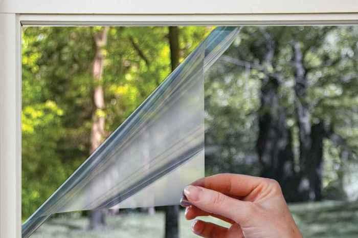 Удаление различных элементов отражения со стекол