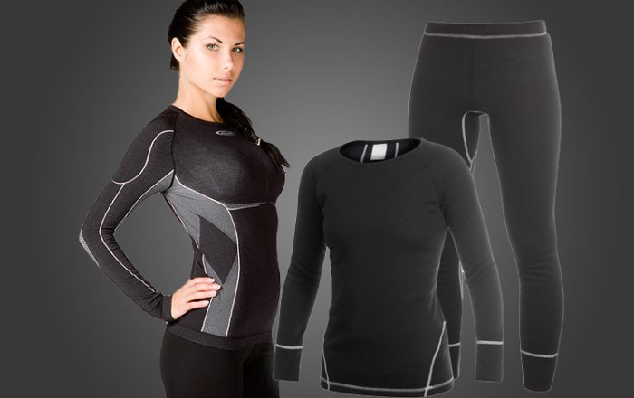 Различные вариации терморегулирующей одежды