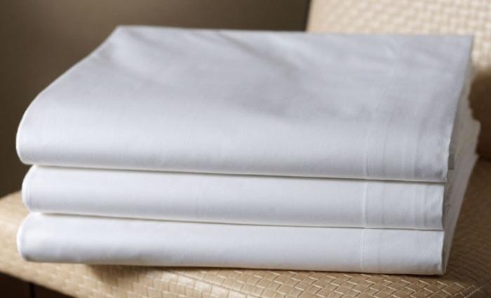 Свежее белье для постели