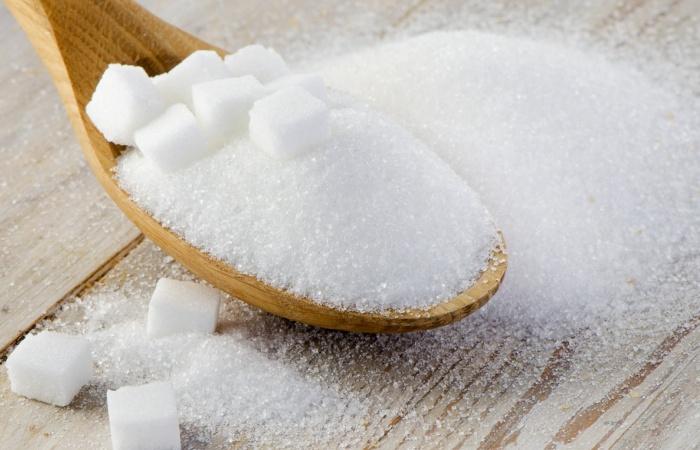 Крахмаление при помощи сахара