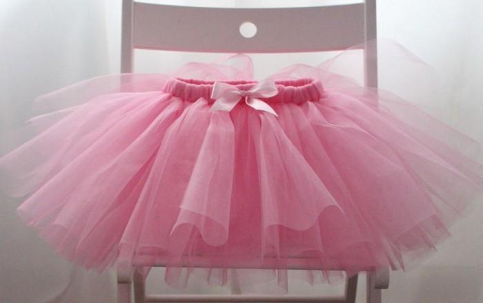 Детское фатиновое платье