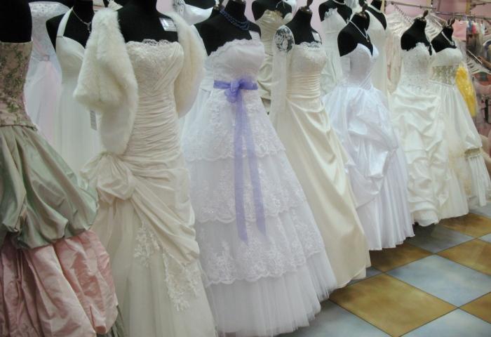 Крахмал для свадебного платья