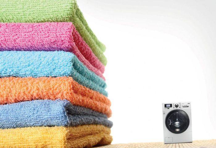 Отстирать махровые полотенца в домашних условиях 94