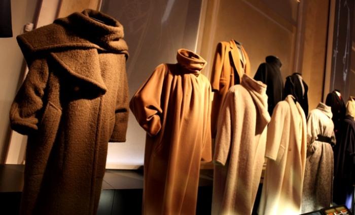 Пальто из кашемира в различных вариациях