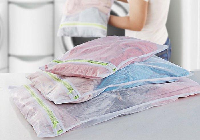 Сетки для бережной стирки одежды