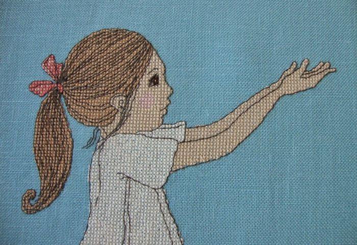 Стирают ли канву перед вышивкой