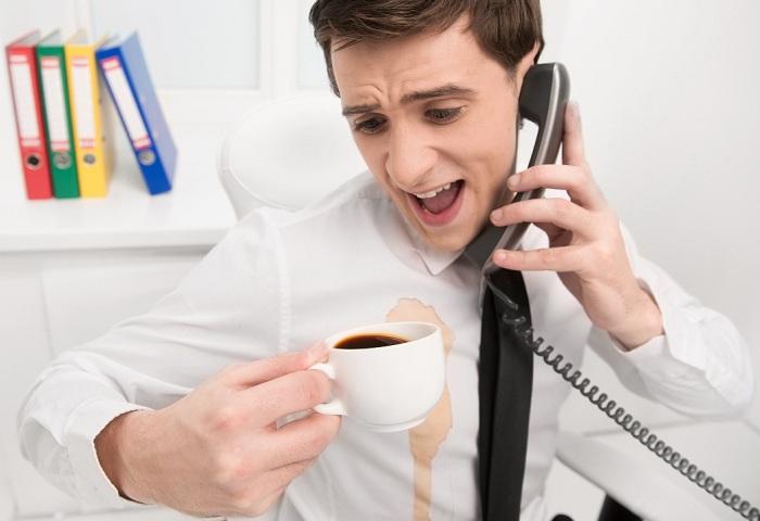 Неприятная ситуация на работе