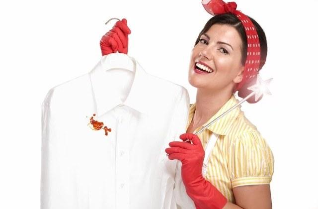 Опытная домохозяйка выведет любые пятна