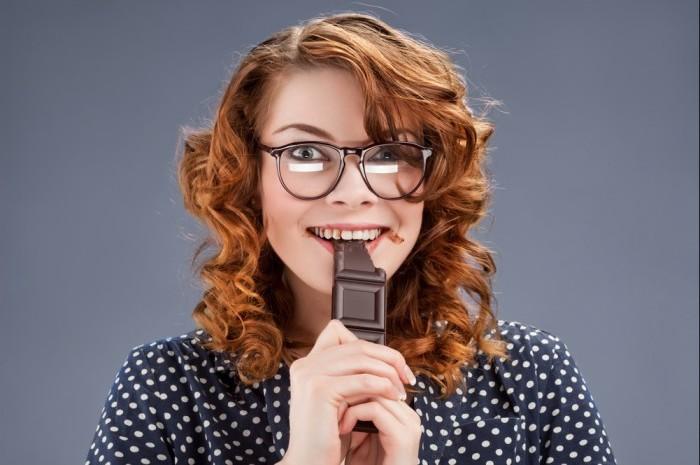 Так проявляется любовь к шоколаду