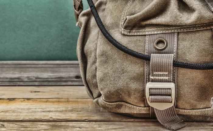 Крепкий современный рюкзак