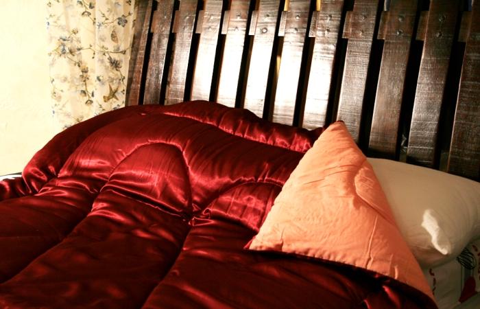 Одеяло с наполнителем из ваты