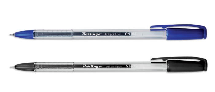 Две гелевые ручки