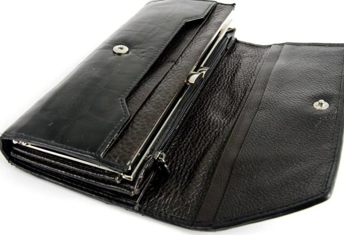 Женский кошелек большого размера