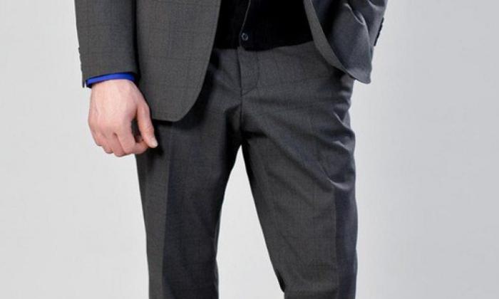 Опрятный вид делового мужчины