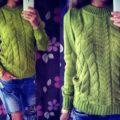 Как стирать акриловый свитер