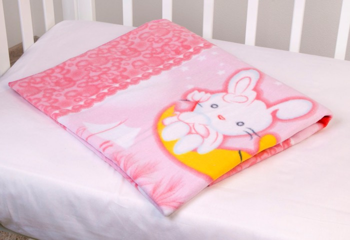 Цветное детское одеяло