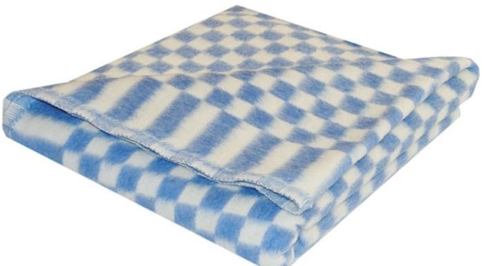 Классическое одеяло для новорожденных