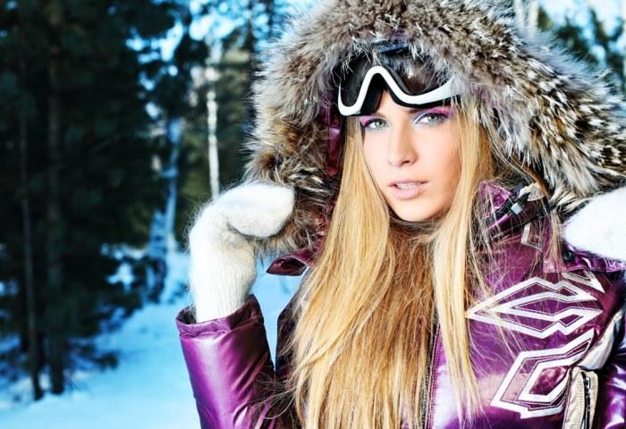 Яркая, красивая и теплая одежда для зимнего отдыха