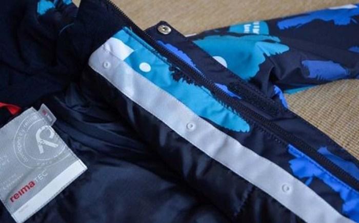 Зимняя куртка современного вида
