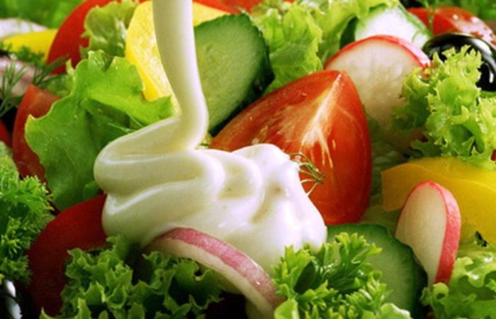 Популярнейшая заправка для салата