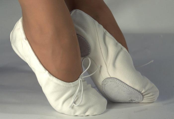 Удобная обувь для танцев