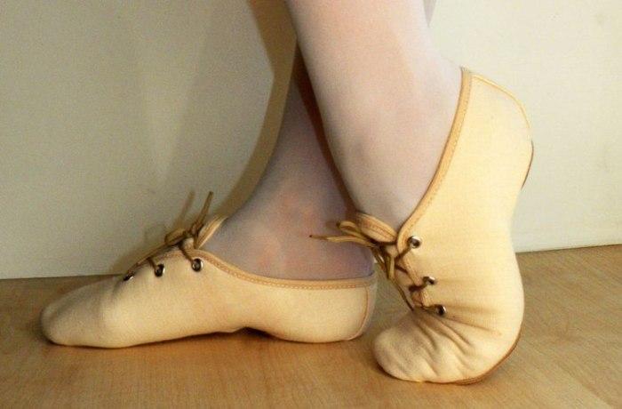 Удобная обувь для танцоров