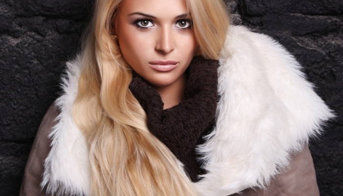 Теплый, практичный и красивый наряд на зиму