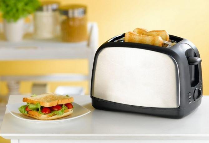 Классический тостер для производства тостов