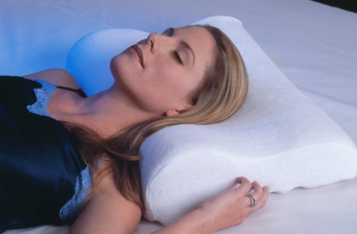 Современный, более удобный аналог пуховых подушек