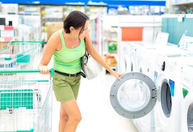 Выбор стиральной машины с учетом ее класса