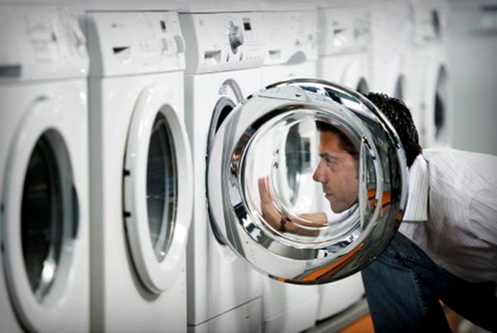 Активный выбор стиральной машинки