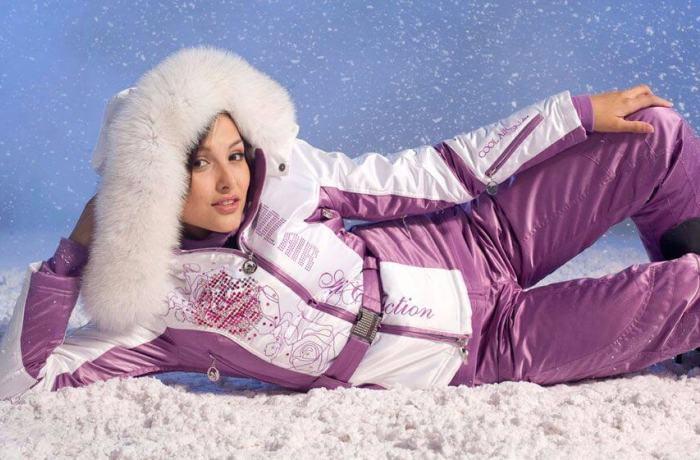 Теплая и удобная одежда для занятий спортом