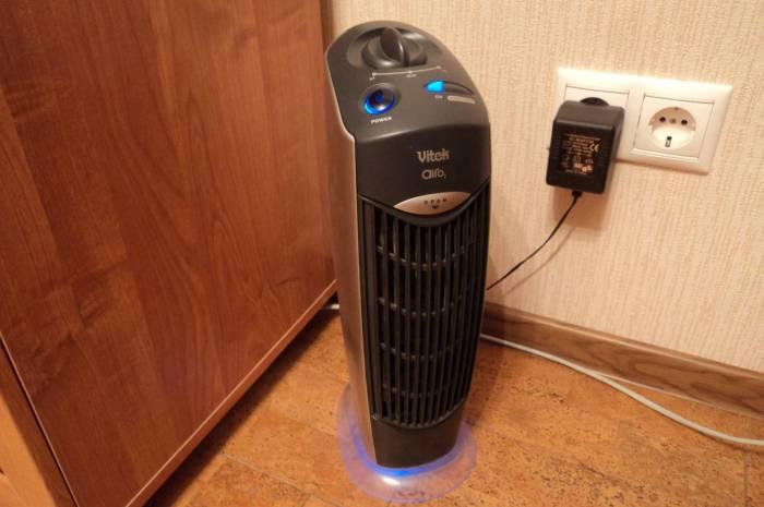 Напольный ионизатор воздуха