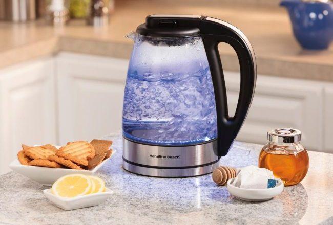 Пить чистую и кипяченую воду всегда приятно
