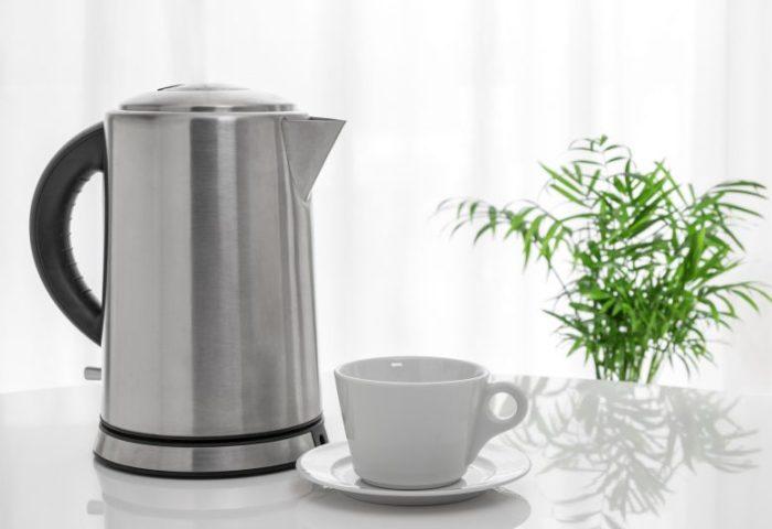 Электрический чайник из нержавейки