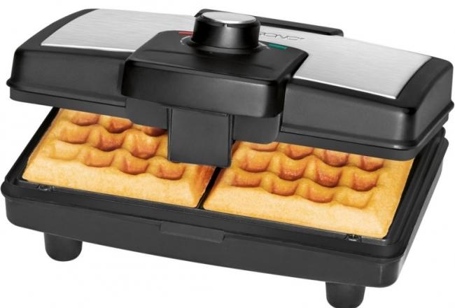Мощный прибор для изготовления вафель