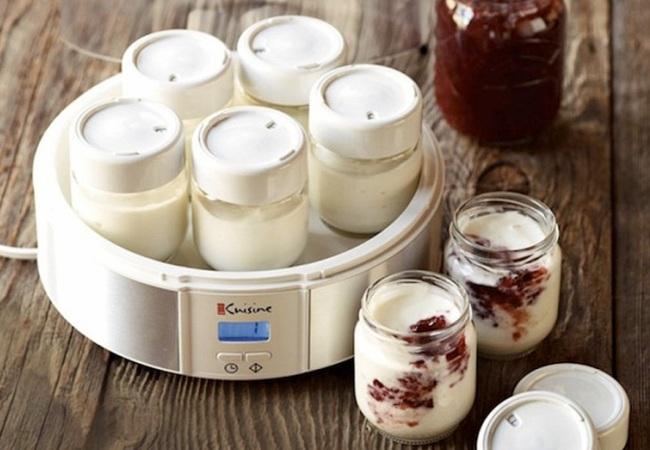 Готовим йогурт самостоятельно