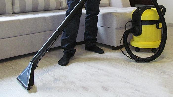 Моющий пылесос для влажной уборки