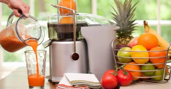 Целый комплекс для работы с разными фруктами и овощами