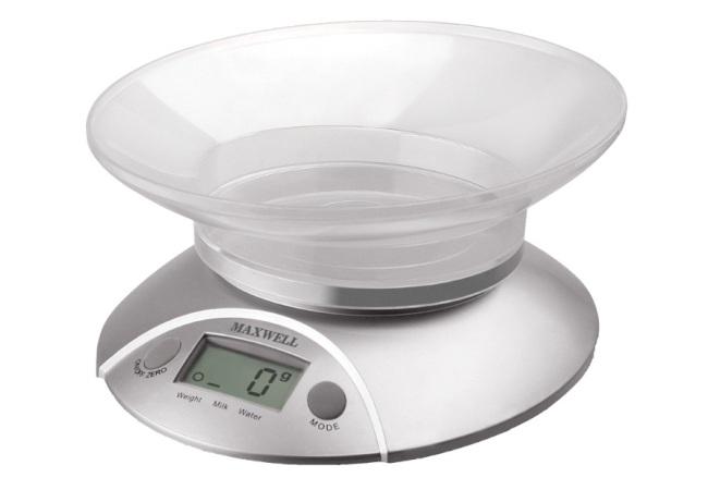 Простые в обращении весы от Максвелл