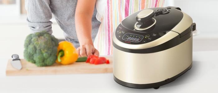 На современной кухне может разместиться различная бытовая техника