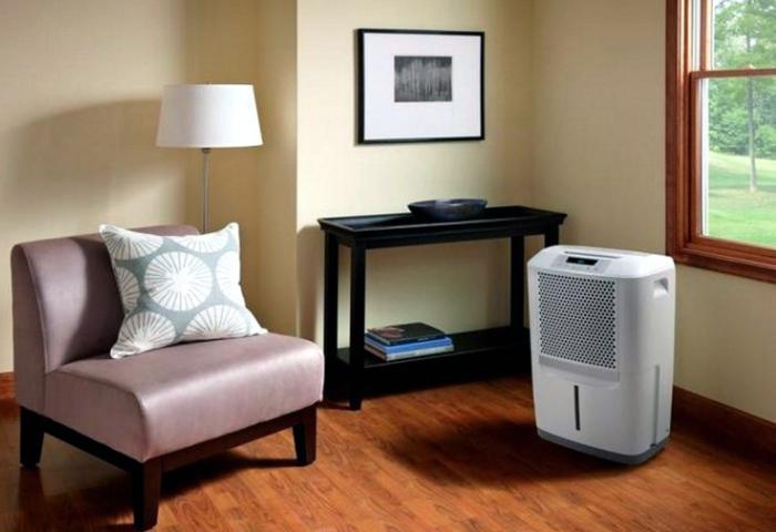 Установка для нормализации влажности в помещении