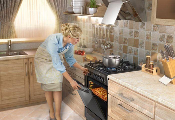 Полноценное использование кухонной плиты